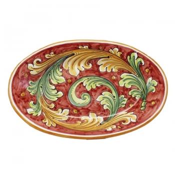 Decorated Sicilian Plates