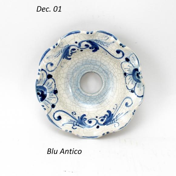 Lampadari In Ceramica Di Caltagirone.Lampadario Ferro E Ceramica 5 Luci