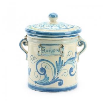 Barattolo Zucchero in ceramica grande