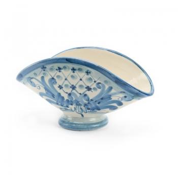 Portatovagliolo in ceramica