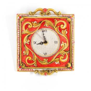 Orologio Quadro ceramica
