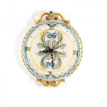 Orologio Tondo ceramica