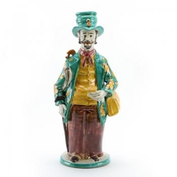 Lumiera in ceramica – Mod. Aristicratico Ve
