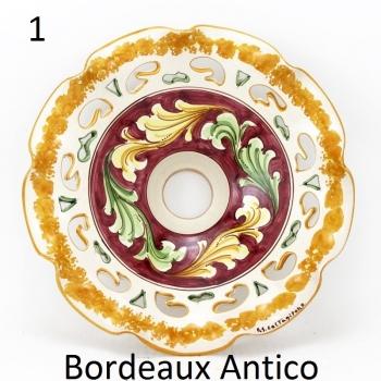 Coppa Lampadario in ceramica da cm 30