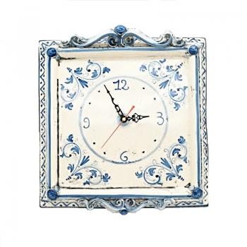 Orologio da parete Quadro ceramica