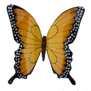 Farfalla in ceramica Grande cm 13 Gi