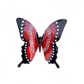 Farfalla in ceramica Piccola cm 7 Ro