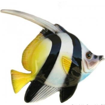 Pesce in ceramica Angelo cm 10