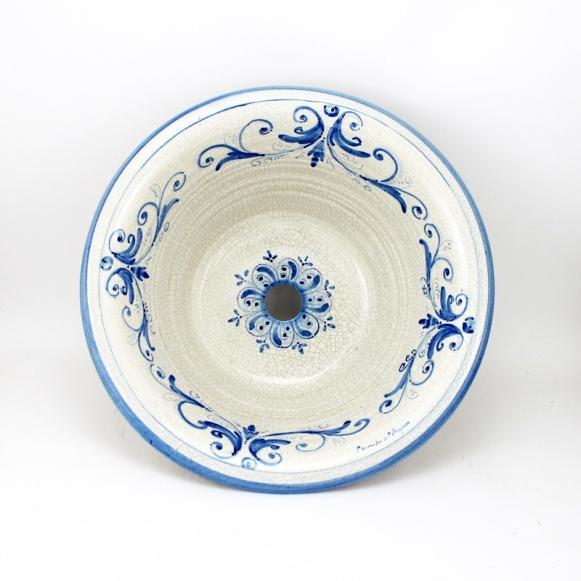 Antico Lavello In Ceramica.Lavello Ceramica Caltagirone Cm 45