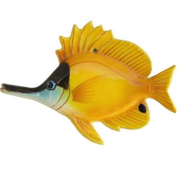Pesce Trombetta in ceramica cm 10