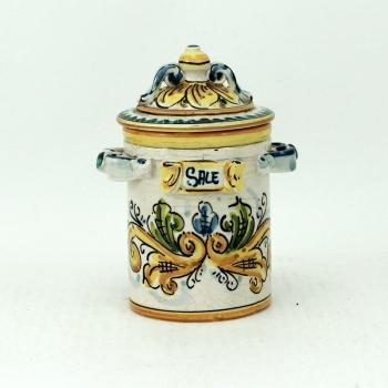 Barattolo  ceramica piccolo.