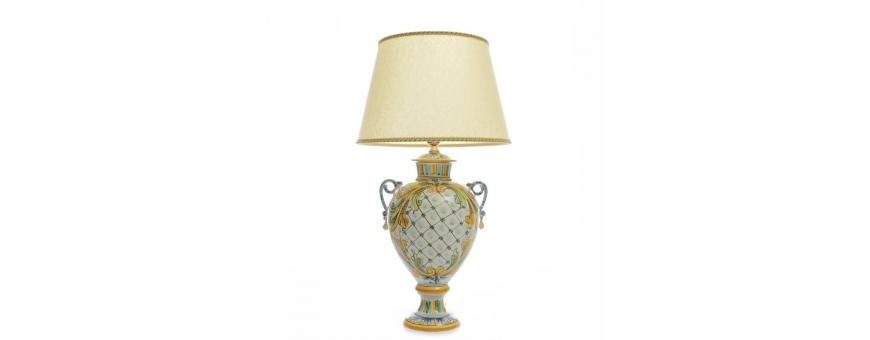 Vendita lumi Ceramica di Caltagirone - Spedizioni anche in contrassegno