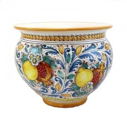 Vendita Portavasi in ceramica di Caltagirone - Spedizioni anche in contrassegno
