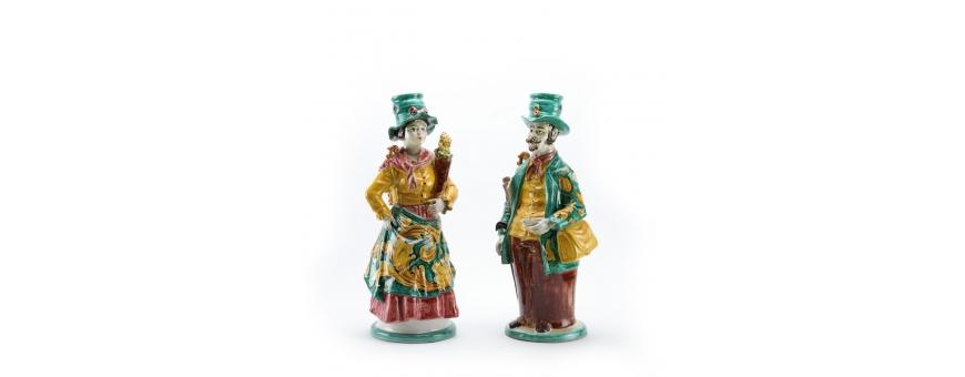 Vendita Lumieri in ceramica di Caltagirone - Prezzi bassissimi