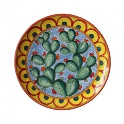 Prezzi Bassi Piatti in Ceramiche Caltagirone - Vendita online