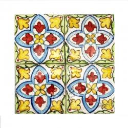 Piastrelle in Ceramiche di Caltagirone - Arreda con classe